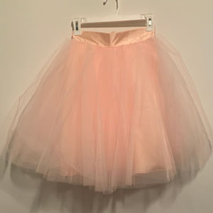 ff181a435b Women Beige Tutu Skirt on Poshmark